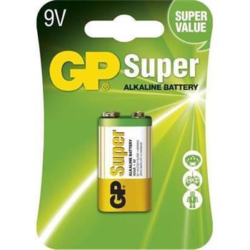 GP 9V Super alkalická - 1 ks