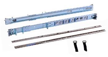 1U/2U Static Rails for 2-Post and 4-Post Racks,Customer Kit