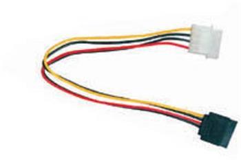 Kabel GEMBIRD SATA napájecí 15cm 1x 5,25 na 1xSATA