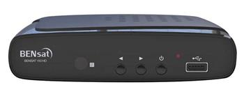 BENsat BEN150 HD, DVB-T Set-top box, HDMI, USB, PVR