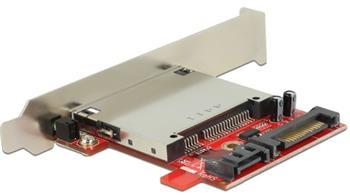 Delock SATA čtečka karet pro CFast Low Profile