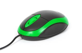 OMEGA myš OM-06V, 1200DPI, zelená