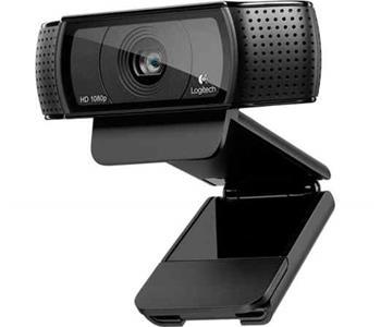 Logitech webkamera Full HD Pro Webcam C920, černá, kompatibilita s XBox One