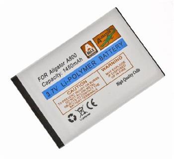 Aligator Baterie A800/A850/A870/D920, Li-Pol 1450 mAh