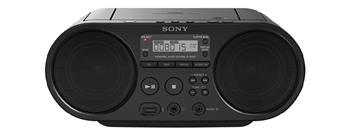 SONY ZS-PS50 Přehrávač CD Boombox - Black