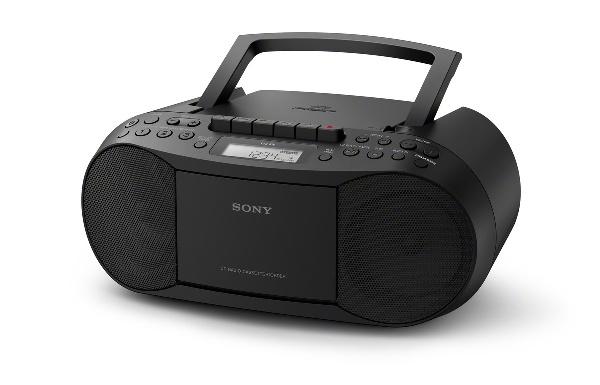 SONY CFD-S70 Přehrávač CD,audiokazety Boombox - Black