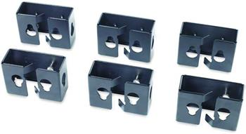 Cable Containment Brackets with PDU Mounting Capability for NetShelter SX / SV / VX Enclosures