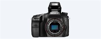 SONY ILCA-68 -Fotoaparát Alfa 68 s bajonetem A a snímačem formátu APS-C + 18–55mm objektiv se zoomem