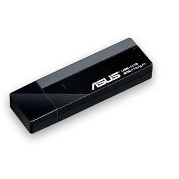ASUS USB-N13 C1, 300Mb/s Wireless-N USB adaptér, WPS, AP, podpora Xlink Kai