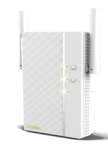 ASUS RP-AC66 Dvoupásmový opakovač Wireless-AC1750