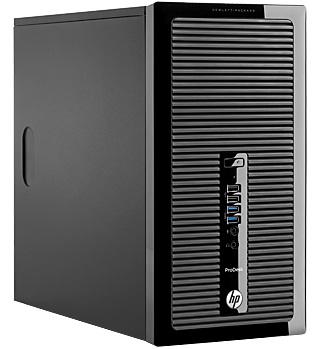 HP ProDesk 490G3 MT / Intel i5-6500 / 8GB / 1TB HDD / Intel HD / W10 Pro + W7 Pro / 1-1-1