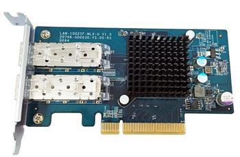 QNAP LAN-10G2SF-MLX Dual-port 10GbE SFP+ card
