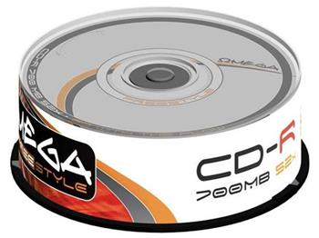 FREESTYLE CD-R 700MB 52X CAKE*25