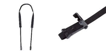 Crumpler Check Strap - black/anthracite