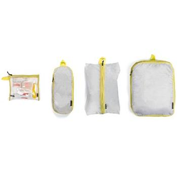Crumpler Track Jack Packset - silver/yellow