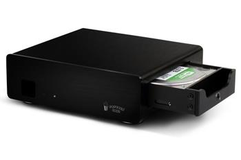 Popcorn Hour A-500 4K, 1,2GHz DC/1GB/1x HDD/GLAN/SD/USB 3.0/HDMI/DO