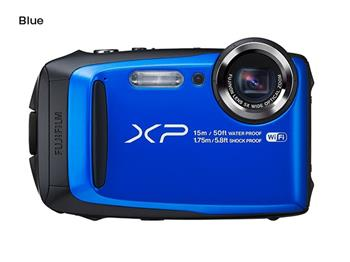 Fujifilm FinePix XP90 - 16,4 MP, 5x zoom CST - Blue