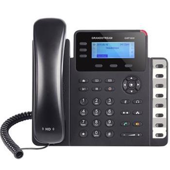 Grandstream GXP1630 [VoIP telefon - 3x SIP účet, HD audio, 3 prog.tl.+8 předvoleb, switch 2xLAN 1000Mbps, PoE]Výrobce