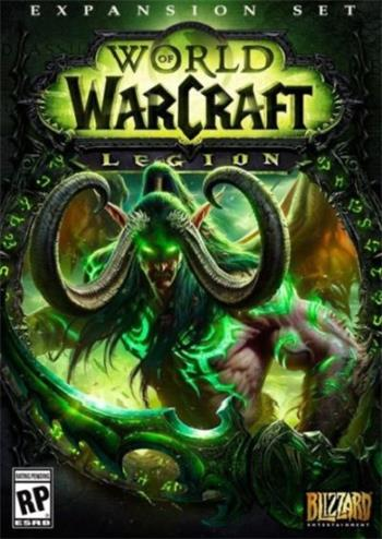 Blizzard PC hra World of Warcraft: Legion