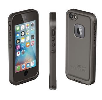 LifeProof Fre odolné pouzdro pro iPhone 5/5s/SE, šedé