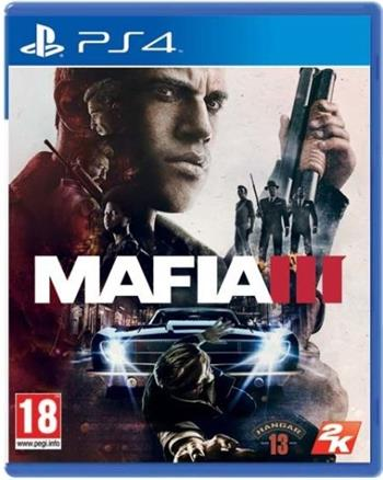 2K Games PS4 hra Mafia 3