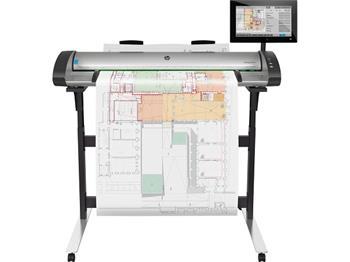 HP Designjet SD Pro Scanner 44