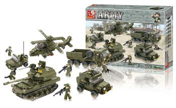 Sluban M38-B0311 - Army Series - Land Forces