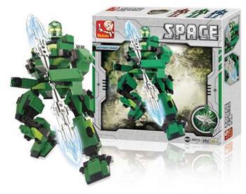 Sluban M38-B0213 - Space Series - Ultimate Robot Ares