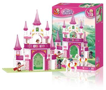 Sluban M38-B0153 - Girls Dream Series - Dream Palace