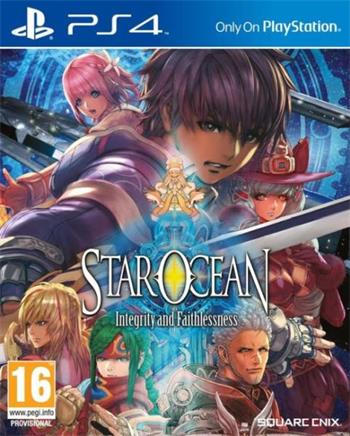 Square Enix PS4 Star Ocean: Integrity and Faithlessness
