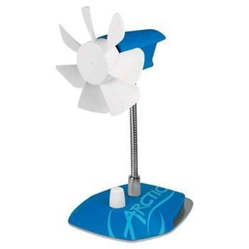 Arctic Breeze Color Edition BLUE - USB stolní ventilátor, modrobílý