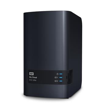 WD My CLOUD EX 2 ULTRA, 16 TB (2x8TB) 3,5