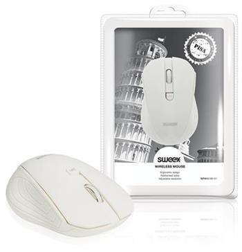 Sweex NPMI5180-01 - Bezdrátová myš Pisa