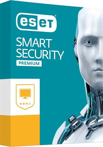 ESET Smart Security Premium 1 PC + 1-ročný update - elektronická licencia
