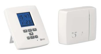 Emos T15RF pokojový termostat, programovatelný, bezdrátový