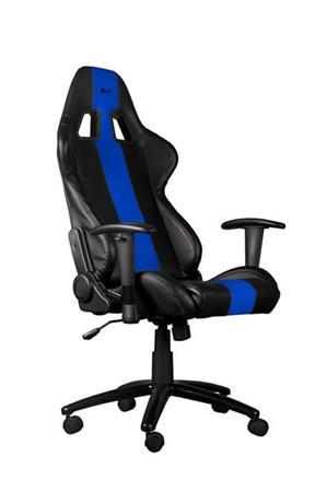 C-TECH herní křeslo PHOBOS (GCH-01B), černo-modré