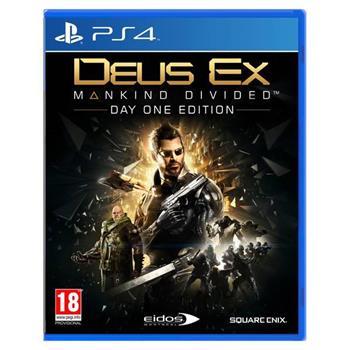 Square Enix PS4 Deus Ex: Mankind Divided D1 Edition