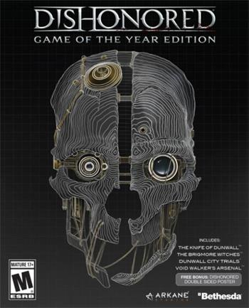 Bethesda Softworks PC hra Dishonored GOTY