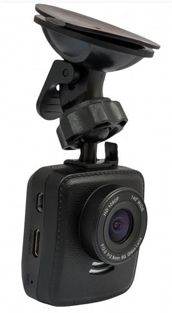 CEL-TEC E09w GPS - palubní kamera do auta 1080p, microSDXC, WDR, WiFi, 2