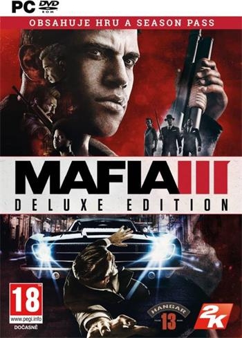 2K Games PC hra Mafia 3 Deluxe Edition INT