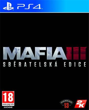 2K Games PS4 Mafia 3