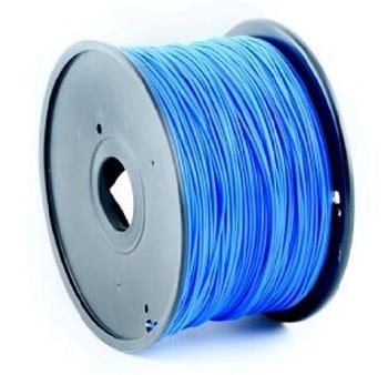 Tisková struna (filament) GEMBIRD, PLA, 1,75mm, 1kg, modrá