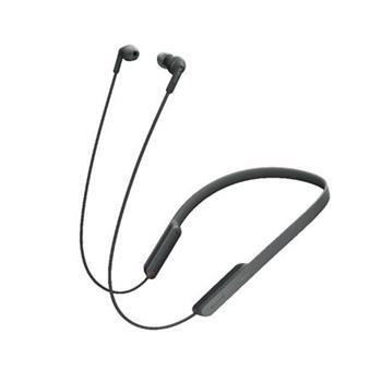 SONY MDR-XB70BT Bezdrátová sluchátka s pohodlným nošením za krkem - Black