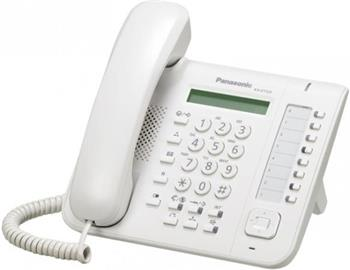 Panasonic KX-DT521X , bílý