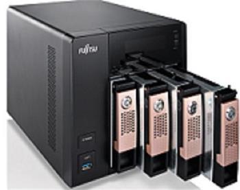 Fujitsu CELVIN NAS Q805 4x4TB BC HDD EU