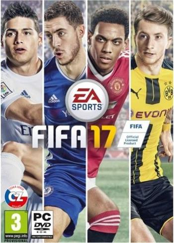 Electronic Arts PC hra FIFA 17