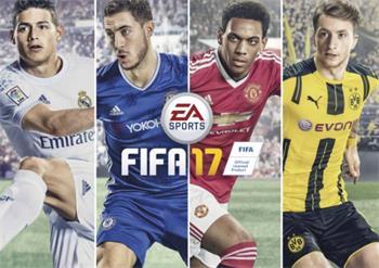 Electronic Arts XBox One FIFA 17