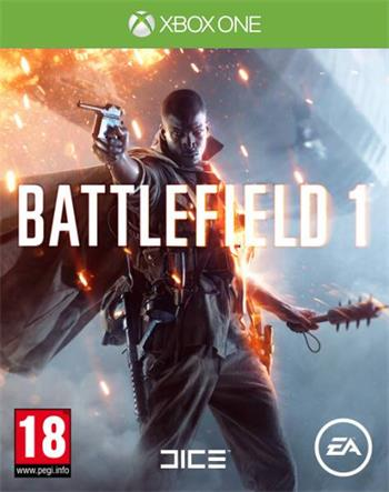 Electronic Arts XBox One Battlefield 1