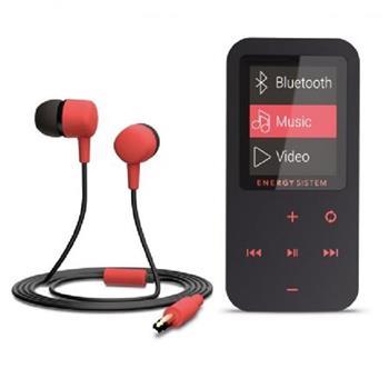 ENERGY MP4 Touch Bluetooth Coral (8GB, MicroSD, FM, sluchátka)