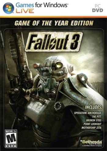 Bethesda Softworks PC hra Fallout 3 GOTY